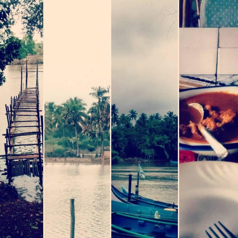 sea, seafood and serenity