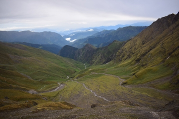On the way to Roopkund